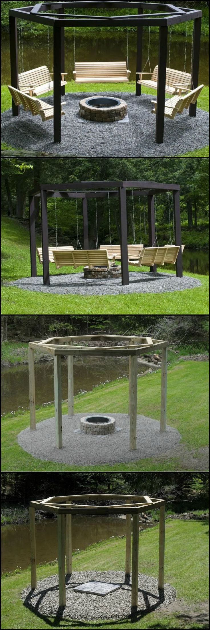 20 best Patio Overhang images on Pinterest | Patio ideas ... on Backyard Overhang Ideas  id=98021