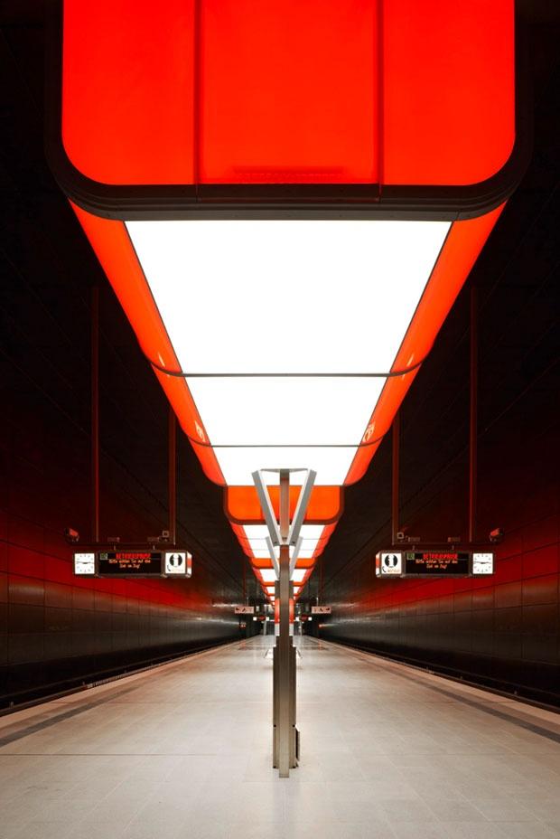 Iluminación de espacios públicos. Premios IALD al diseño de iluminación arquitectónica.