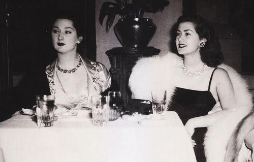 The Ottoman Princesses Hanzadeh and Fatma Neslişah Sultan