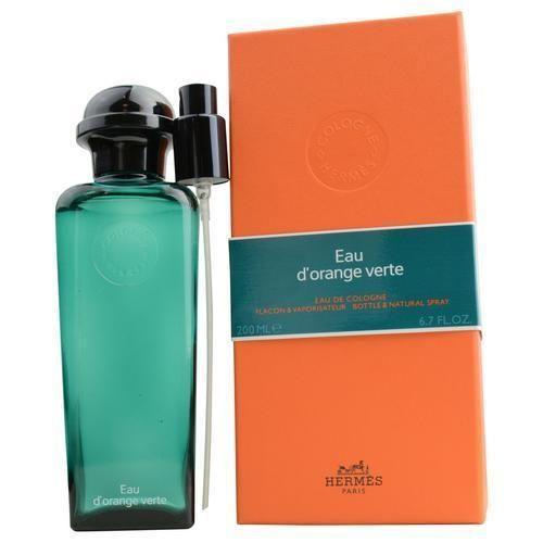 Hermes D'orange Vert By Hermes Eau De Cologne Spray 6.7 Oz