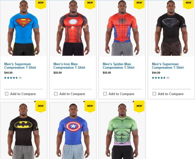 super cheap under armour