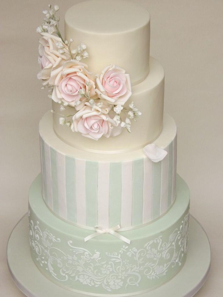 Gateau De Mariage Wedding Cake