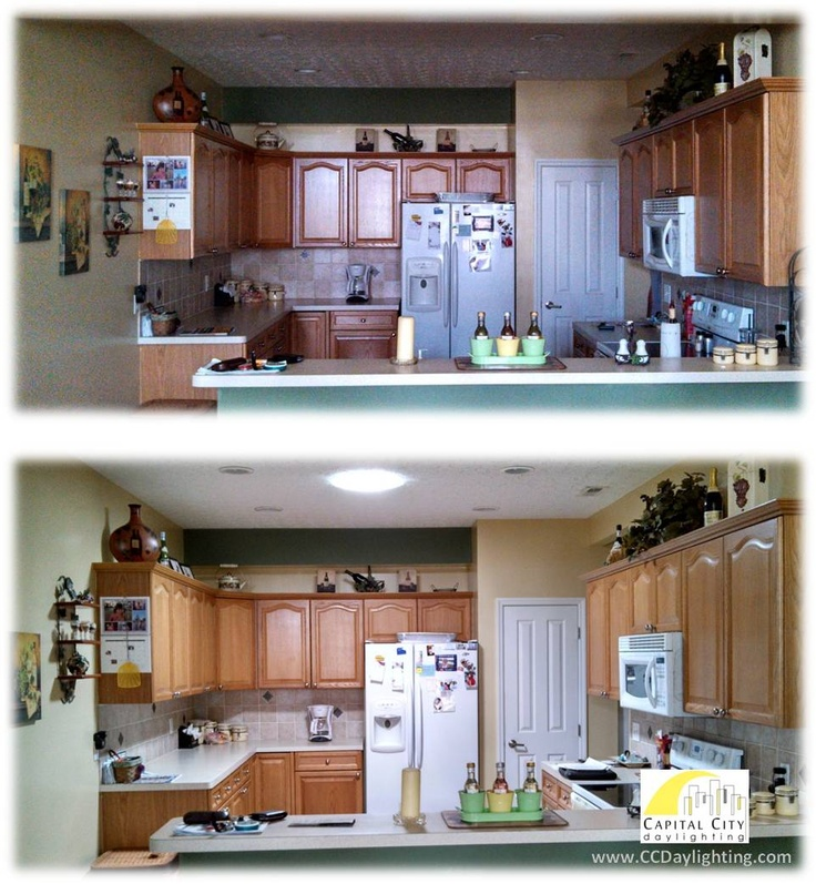 Commercial Lighting Grove City Oh: 1000+ Images About Before & After Solatube On Pinterest
