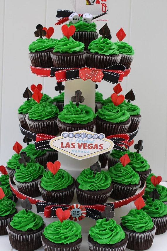Casino party ideas - plus you can gamble on who will have the greenest teeth :-Z
