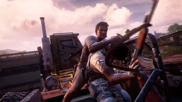 Uncharted 4 2015 Trailer