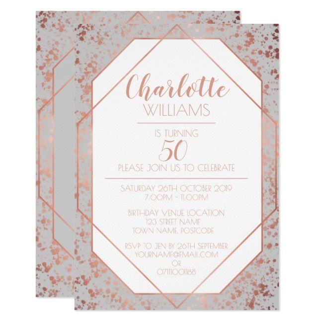 Create Your Own Invitation Zazzle Com 16th Birthday Invitations 50th Birthday Invitations Birthday Invitations