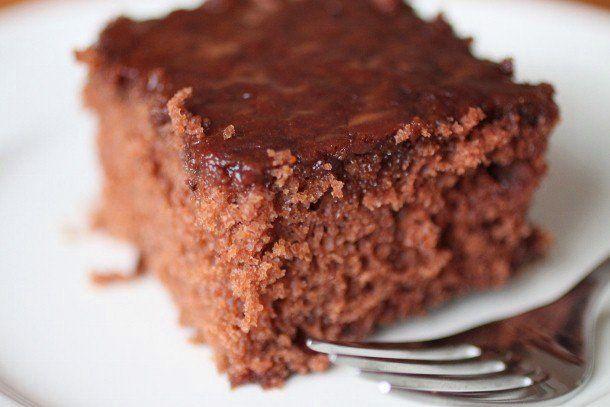 Recipe:+Diet+Coke®+Chocolate+Cake