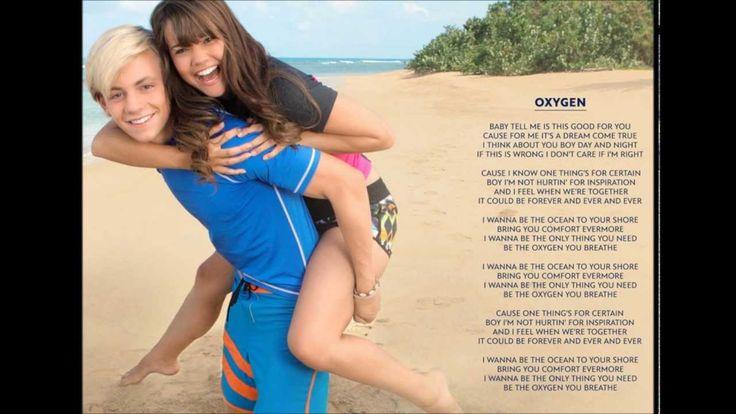Oxygen by Maia Mitchell [Teen Beach Movie] with Lyrics - YouTube