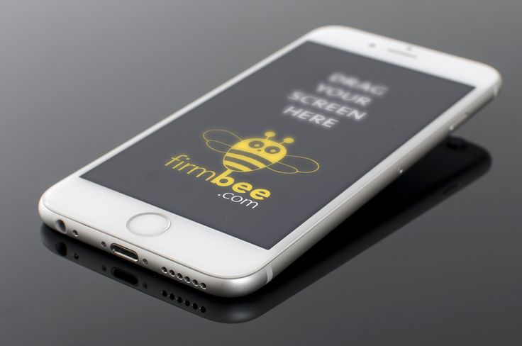 iPhone - simple and beautiful. #free #psd #apple #iphone #digital #design #mockup #business #mobile #