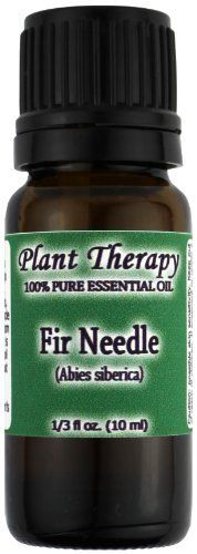 Fir Needle Essential Oil. 10 ml (1/3 oz). 100% Pure, Undiluted, Therapeutic Grade. by Plant Therapy Essential Oils. Save 64 Off!. $7.25