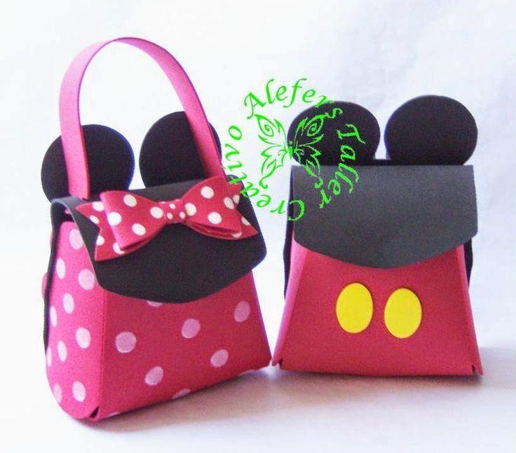 M s de 1000 ideas sobre dulceros mickey mouse en pinterest - Objetos de decoracion originales ...