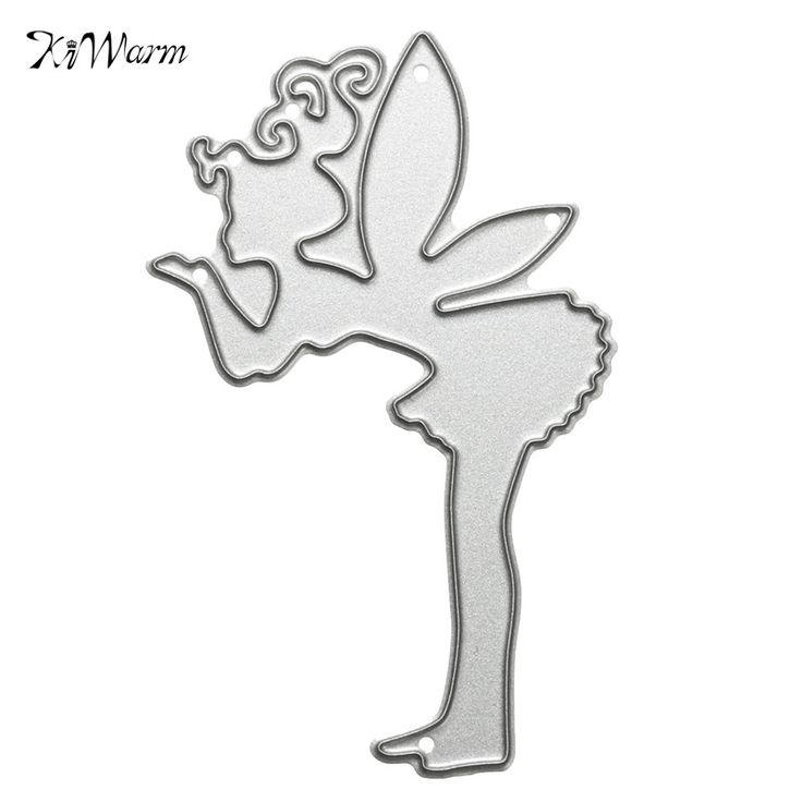 Lovely Fairy Metal Cutting Dies Stencil Template Bookmark Scrapbooking Card Photo Album Painting Embossing DIY Metal Crafts #>=#>=#>=#>=#> Click on the pin to check out discount price, color, size, shipping, etc. Save and like it!