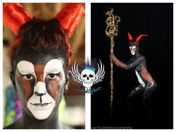 My entry from the 2013 NZ Body Art Awards
