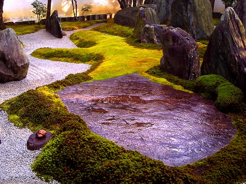 Buddhist Ceremony Traditional Japanese Garden: 147 Best Mirei Shigemori Images On Pinterest