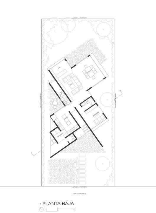Gallery of Eucaliptos House / MO+G taller de arquitectura - 16