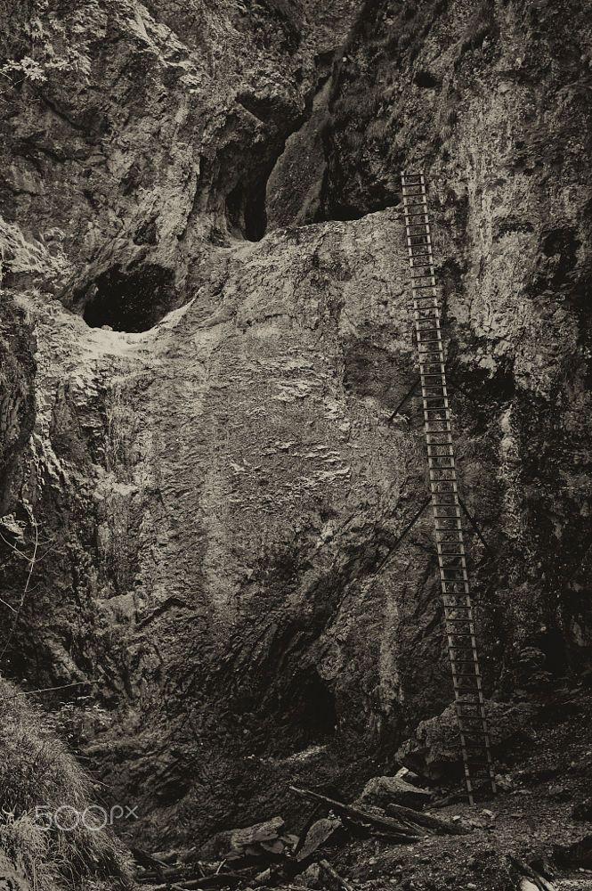 Piecky Ravine, Slovak Paradise by Paweł Kijak on 500px