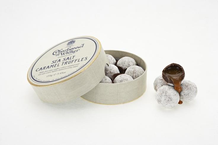 Charbonnel et Walker | Caramel truffle. Charbonnel et walker. Salted caramel