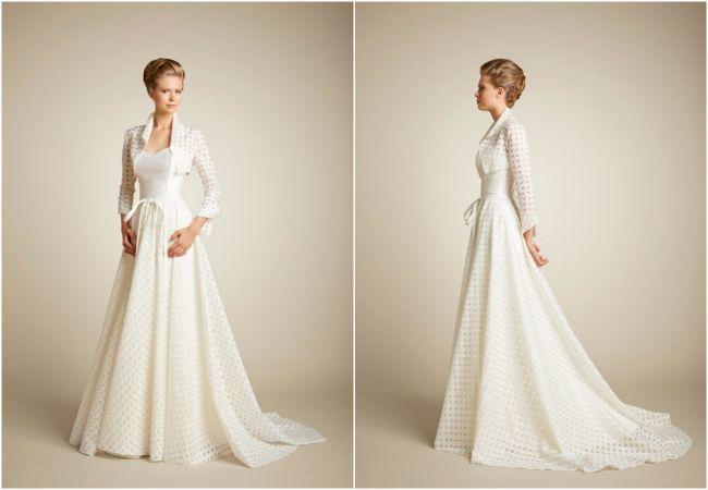 Vestidos de noiva de Inverno 2015: mais de 50 lindíssimas propostas Image: 0