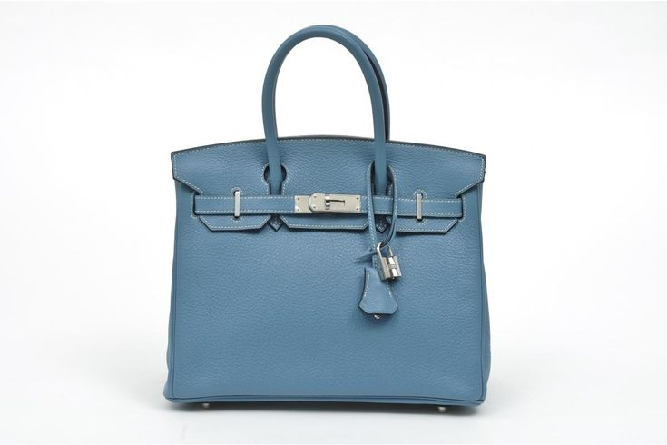 A Hermes Birkin bag. Maybe not in this shade, but with a 2 year + waiting list, beggars can't be choosers!