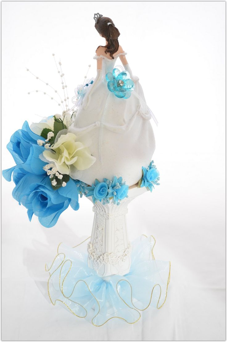 1000 images about recordatorios y centros de mesa para 15 for Adornos para quinceanera
