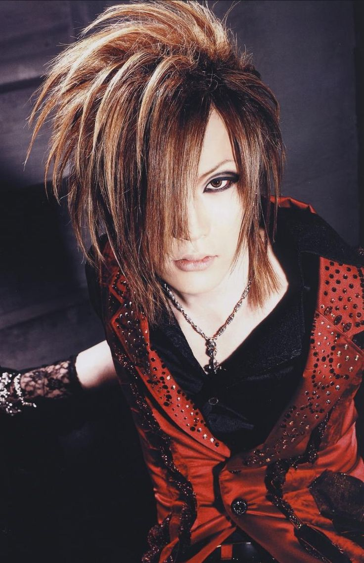 Visual Kei Hairstyles For Guys Hairdoes