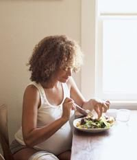 How to have a healthy vegetarian pregnancy