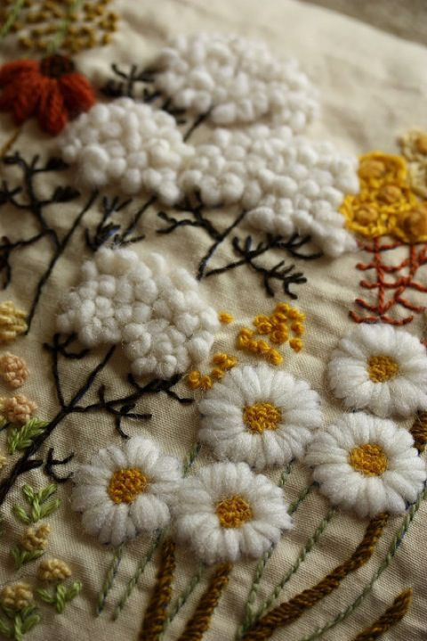 crewel embroidery - Google Search