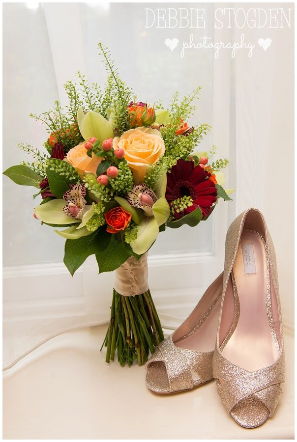 #Autumn #Wedding #Bouquet from flowerhouse, Hartburn