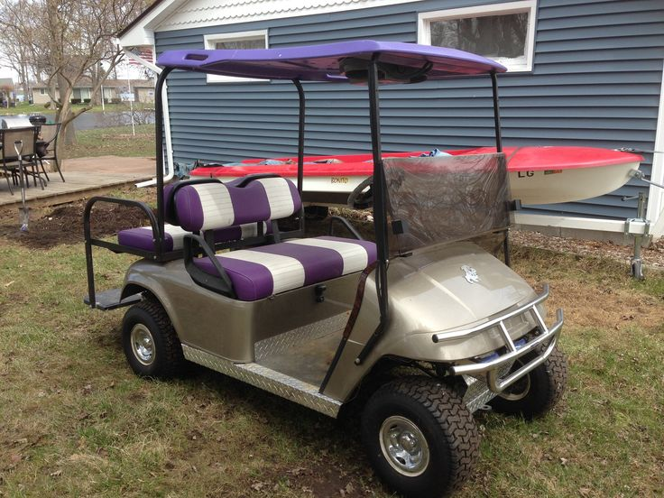 1998 Ez Go Golf Cart in Laketoys' Garage Sale in Fort Wayne , IN for $3500. 1998 Ez Go golf cart. newly refurbished! Runs great and lots of fun! New body kit, tires, chrome, lights, stereo,dashboard, and cover. Comes with a charger that works great and charges fast. 3,500
