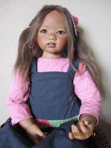 2008 Annette Himstedt Reki Gypsy Winter Kinder Club Edition All Original 72 377 | eBay