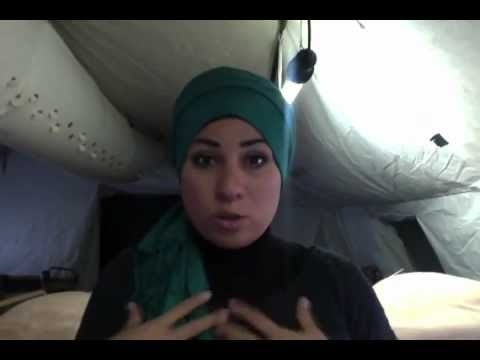Hijab Tutorial #12 - Turbanesque Hijab Wrap