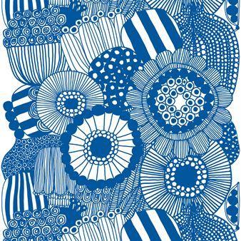 My favorite-Siirtolapuutarha fabric - Marimekko