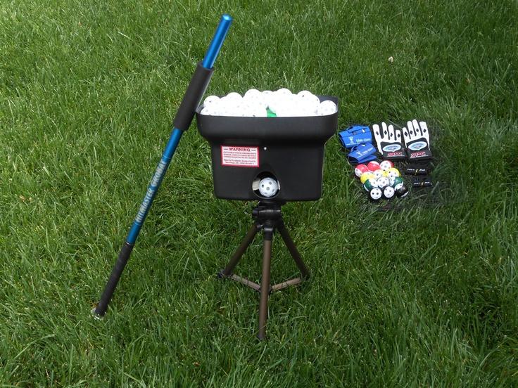 mini wiffle pitching machine