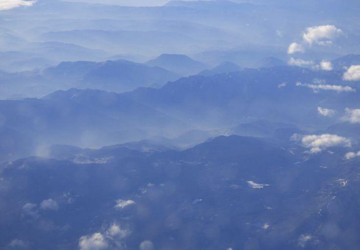 blaue Berge, Foto: S. Hopp