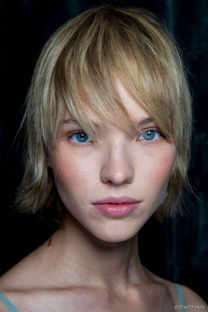 Risultati immagini per capelli corti lisci e sottili