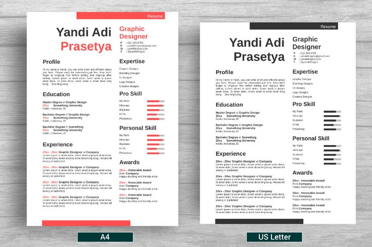 Free Swiss Style Resume / CV Template on Behance
