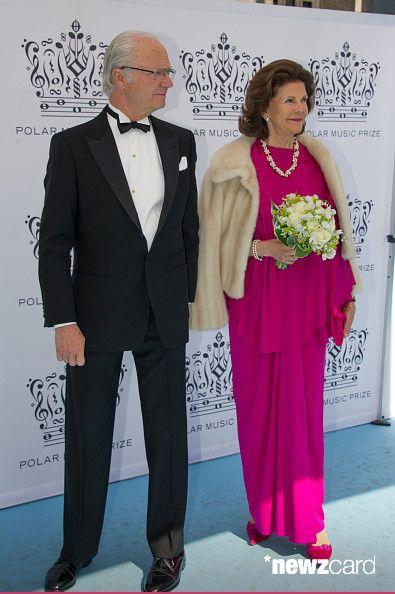 Foro Hispanico de Opiniones sobre la Realeza: La Familia Real sueca en la gala del Premio Musical Polar
