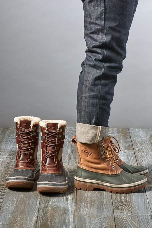Ice Bay Boot | Mens winter boots