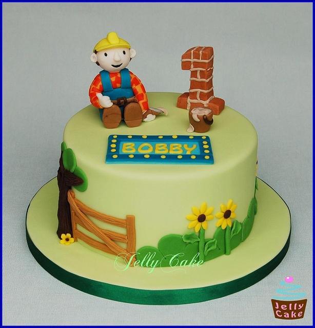 30 best Bob the Builder Cakes images on Pinterest Bob the