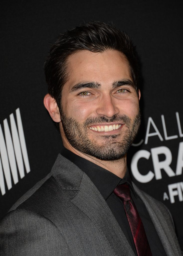 Tyler Hoechlin - Red Carpet Arrivals at Call Me Crazy Premiere
