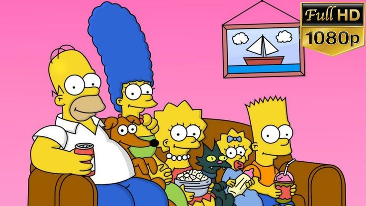 The Simpsons Live Stream 24/7 HD - Simpsons full episodes