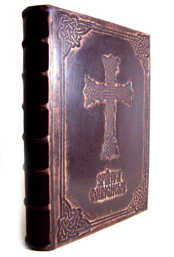 Anticariatul de Lux: Sfânta Evanghelie, legătură din piele