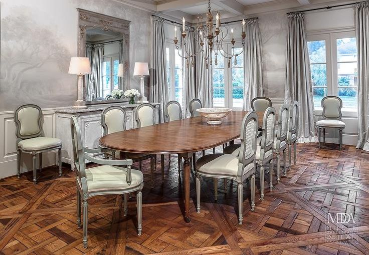 French dining rooms