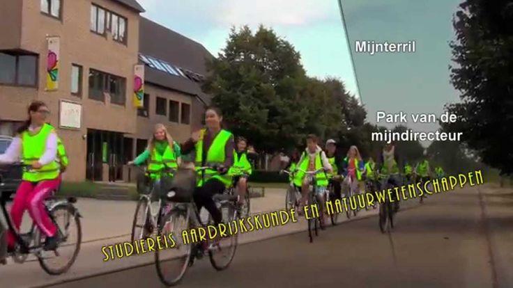 Spectrumcollege Middenschool Sint-Jan Beringen - Studiereis aardrijkskun...