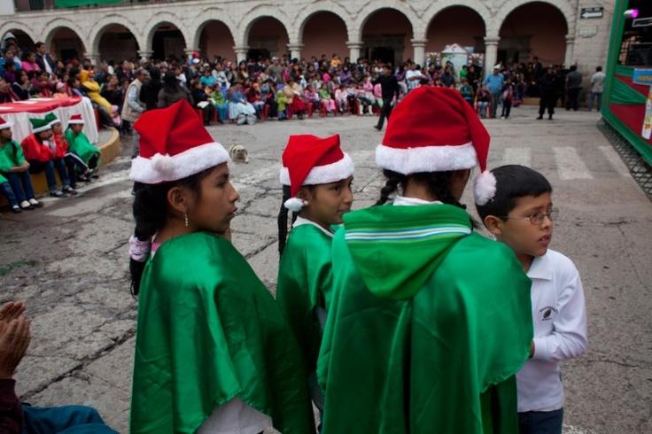 Christmas in Ayacucho, Peru