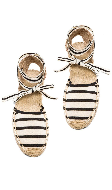 Stripes sandals - summer essentials