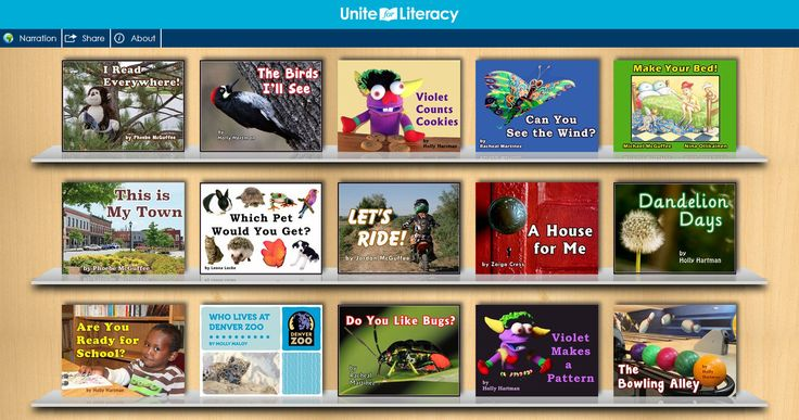 Unite for Literacy is a social enterprise that provides digital access to picture books, narrated in immigrant and indigenous languages. They are for everyone, for free, forever.  We know that literacy is at the core of a healthy community, and so we UNITE with partners to create Picture Book Abundance and enable all families to read with their young children.