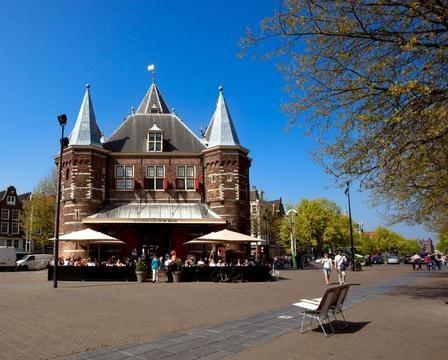 Restaurant In de Waag   Nieuwmarkt 4  1012 CR Amsterdam