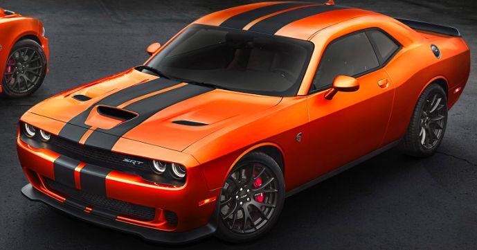 2019 Dodge Challenger Hellcat Specs, Performance, Release date
