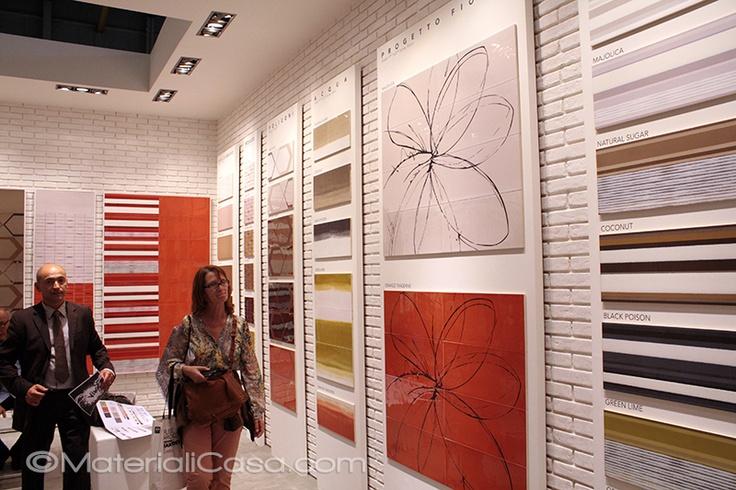 VIVA CERAMICA -  #Cersaie #ceramic #tiles #Bologna #porcelain #architecture #architettura